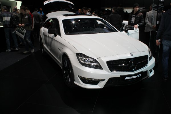 stand mercedes (AMG)