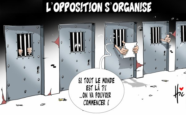 "Spécial ""Algérie : l'opposition s'organise..."" - Image n° 2/2 !..."