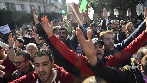 "Spécial ""Algérie : l'opposition s'organise..."" - Image n° 1/2 !..."