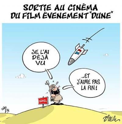 """Spécial """"Algérie : sortie au cinéma du film évènement """"Dune""""..."""" - Image n° 2/2 !..."""