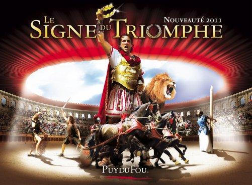 le signe du triomphe