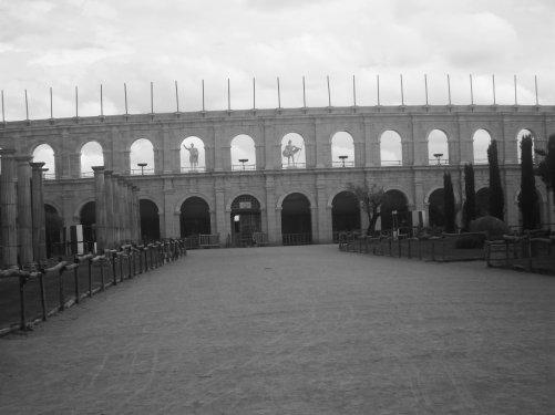Petite photo en noir et blanc