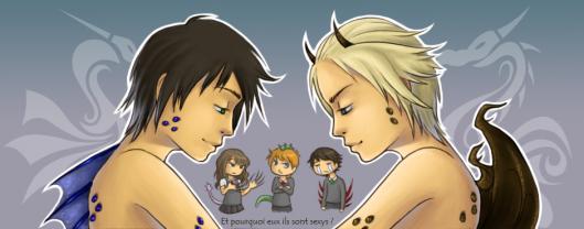 Draco, Dragon et Maladie