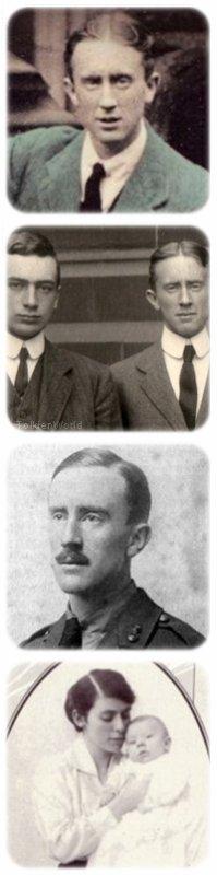 Biographie de JRR Tolkien