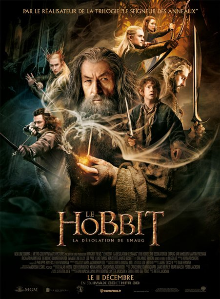 The Hobbit : La Desolation de Smaug