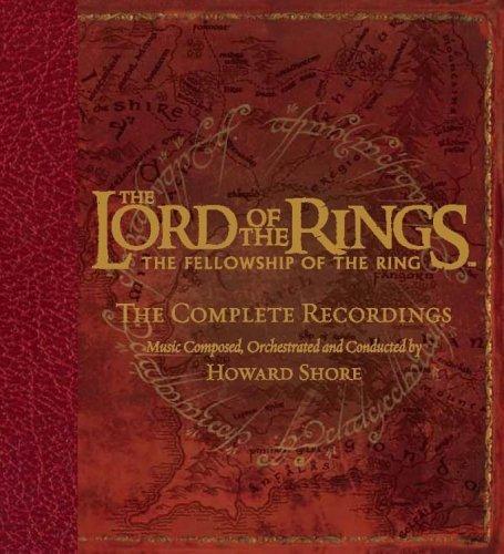Le Seigneur des Anneaux : la Communauté de l'Anneau Soundtracks