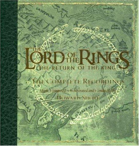 Le Seigneur des Anneaux : le Retour du Roi Soundtracks