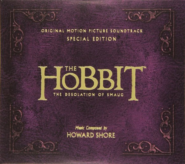 The Hobbit : La Desolation de Smaug Soundtracks