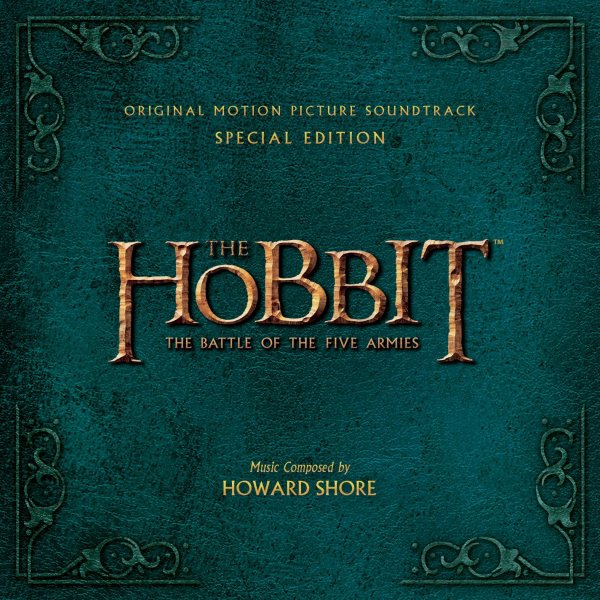 The Hobbit : La Bataille des Cinq Armées Soundtracks