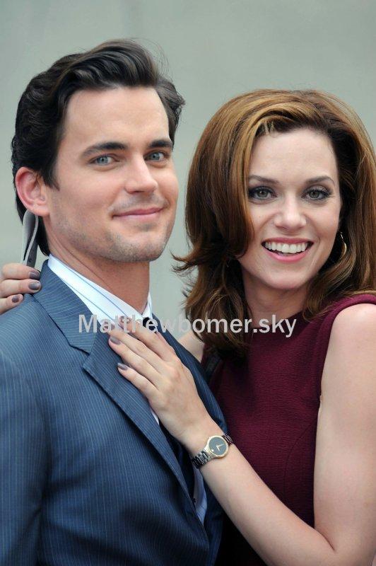 Matt et Hilarie
