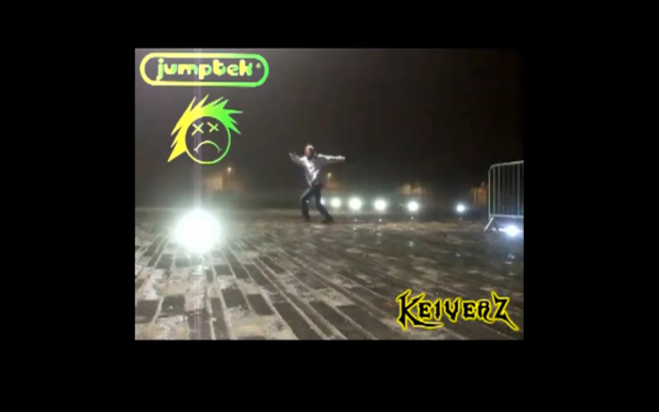 KEIVERZ UN SUPER JUMPEUR