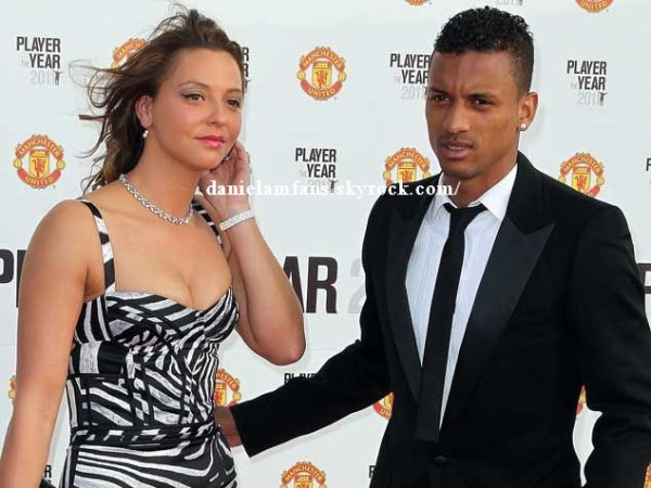 "Daniela et Luis pour ""Player of the year 2011"""