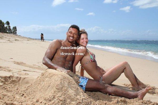 Daniela & Luis en Vacance a Bali