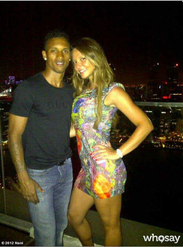 Daniela Martins & Nani fiancé !! |DANIELA MARTINS & NANI ENGAGED !!