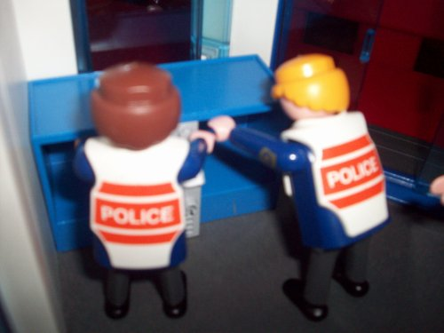 deux policier