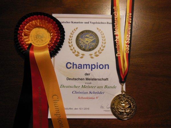 67. Deutschen Meisterschaft des DKB