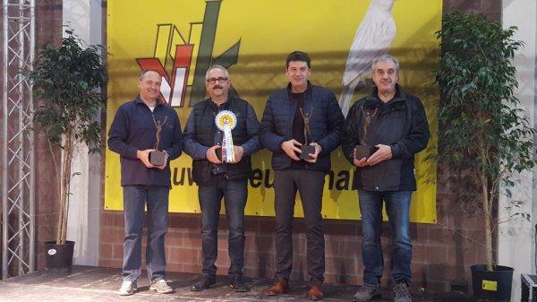 Spezialpreise in Leuven für Deutsche Züchter