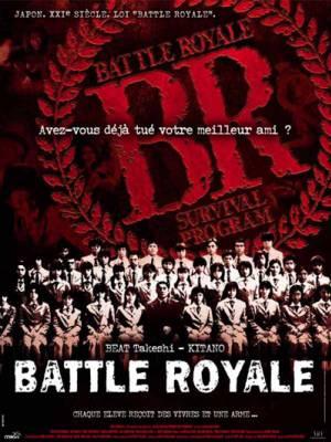 Battle Royale - バトル・ロワイアル