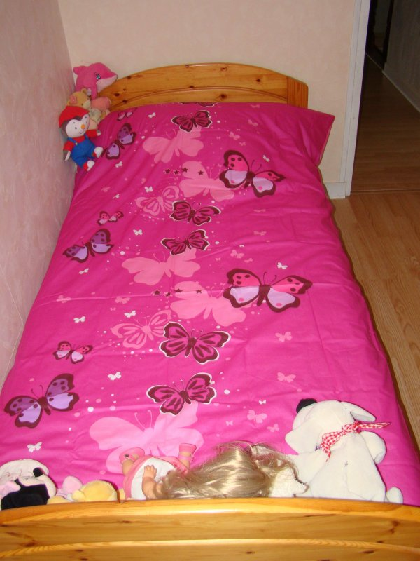 nouvelle déco pour les chambres des filles - Ma famille que j\'aime ...