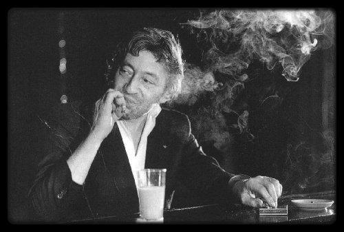 «Dieu est un fumeur de havanes Je vois ses nuages gris Je sais qu'il fume même la nuit.» Serge Gainsbourg.