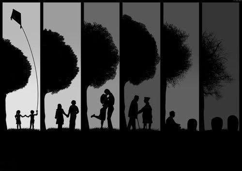 De toute façon on est tous nés pour mourrir.
