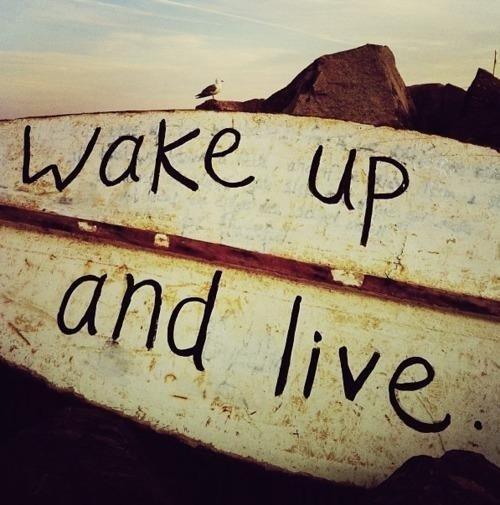 Accomplis chaque actes de ta vie comme s'il devait être le dernier.