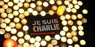 Nous sommes tous Charlie. Un gros soutient au proches. Ne faiblissons pas devant le terrorisme.  Courage ♡