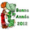 ....Tous mes voeux pour cette 2012 qui approche....