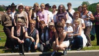 3 juin 2012 Sortie à Pont de Roide