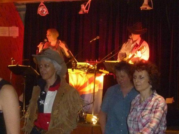 30 mars à Epinal avec les Arizona Sunrise II