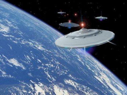 Une vie extraterrestre sur un météore!