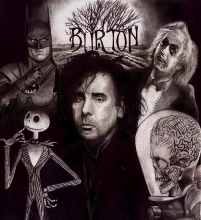 Quelques films de tim burton
