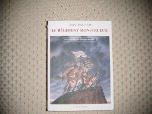 le régiment monstreux : terry pratchett