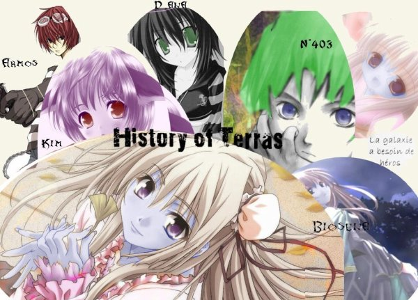 History of Terras : Introduction