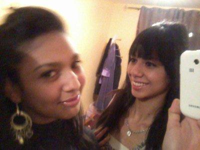 moi et soeur
