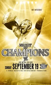 rey mysterio Night Of Champions 2011