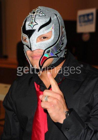 rey mysterio 2011