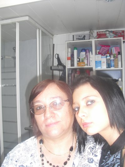 moi et ma tite maman