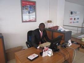 L'invité du mois de juin 2015: Junior YEKATOM depuis le Sénégal