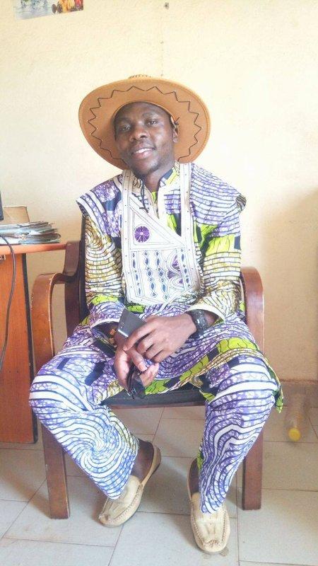 Invité du mois de mai 2017: Saint-Cyr Sylvanus KOYATO depuis Bamako, MALI