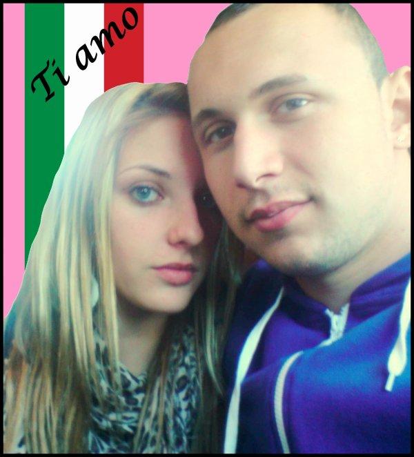 L'amour de ma vie, celui qui fait battre mon coeur chaque jours, celui que j'aimerai toute ma vie . ♥