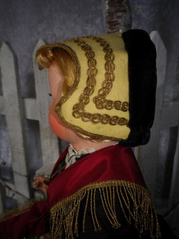 POUPÉE ANCIENNE CADETTE