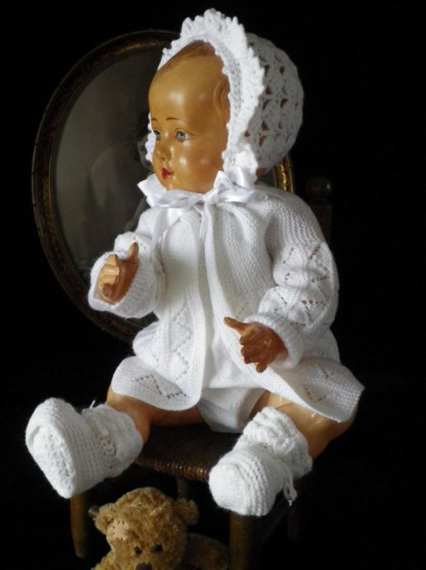 LAYETTE ANCIENNE
