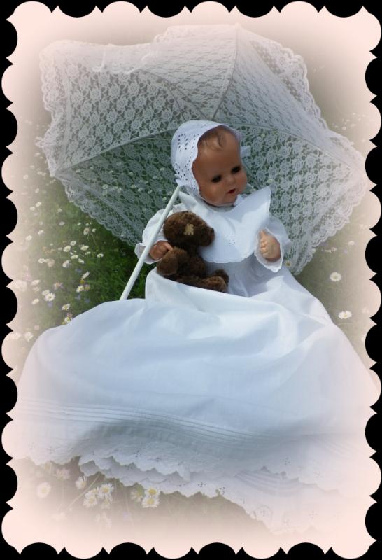 ROBES DE BAPTÊME