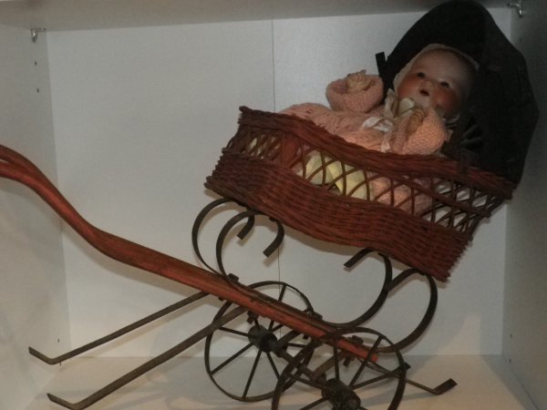ARRIVEE DE DREAM BABY 30 CM