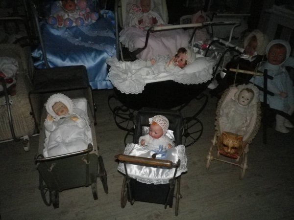 DREAM BABY ENFIN DANS SON LANDAU