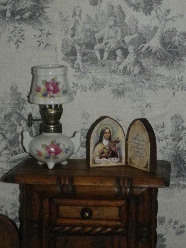 CHAMBRE DE NADINE SHIRLEY DE RAYNAL