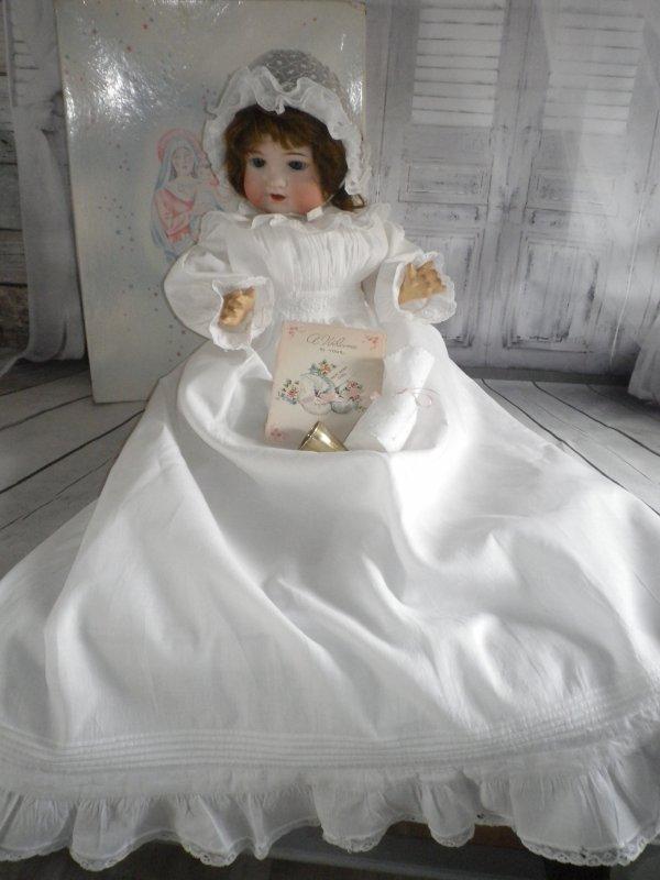 TOILETTE BAPTÊME