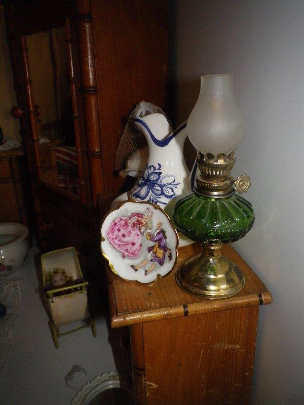 LES PETITES LAMPES