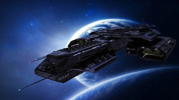 Dessin de Stargate 2